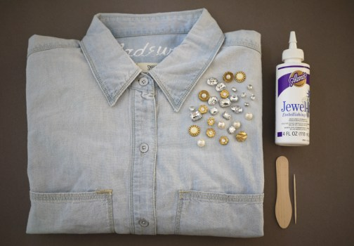 DIY Collar tips 15 - Accessory