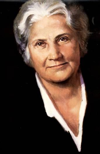 Maria Montessori's 142 Birthday ..เธอคือใคร สำคัญอย่างไร  16 - Maria Montessori