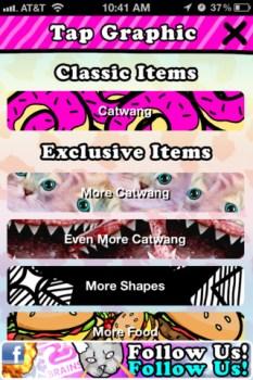 CATWANG แอปที่ใครๆก็เป็นแมว 14 - App store
