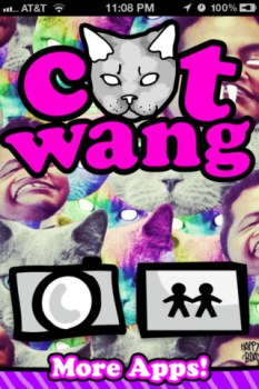 CATWANG แอปที่ใครๆก็เป็นแมว 15 - App store