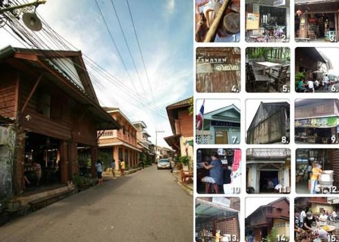 เที่ยวตลาดเก่า ถนนยมจินดา จังหวัดระยองระยอง The Old Market on Yomjinda Road,Rayong 17 - Rayong