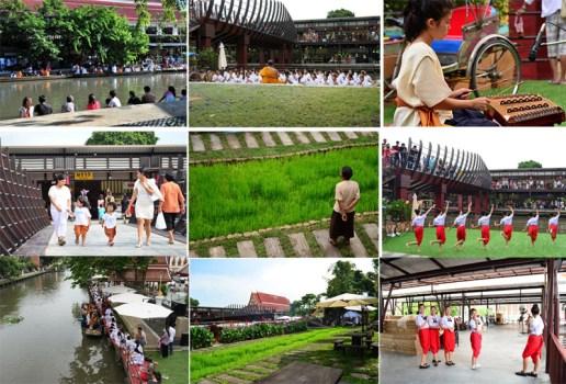 qw 516x350 ตลาดนัดขวัญเรียม Kwan Riam Floating Market