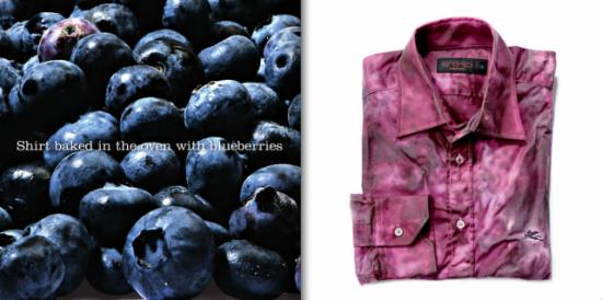 """DIY Part 1: Blueberry Shirt ย้อมเสื้อตัวเก่าสีขาว ให้เป็นสีม่วงตัวใหม่ด้วย """"บลูเบอร์รี่"""" 19 - DIY"""