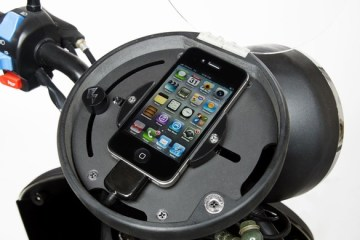 Scoot Network...ให้เช่ารถสกุ๊ตเตอร์ไฟฟ้าควบคุมรถด้วย Mobile App 4 - scooter