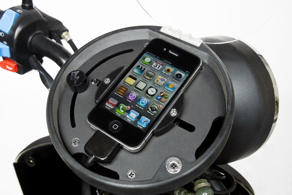 Scoot Network...ให้เช่ารถสกุ๊ตเตอร์ไฟฟ้าควบคุมรถด้วย Mobile App 16 - electric scooter