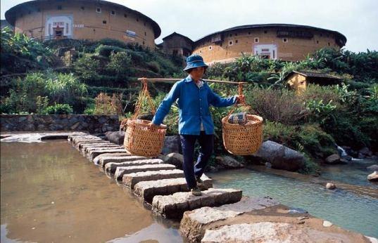25550904 112803 บ้านดิน ชุมชนเก่าแก่มรดกโลกในฟูเจี้ยน