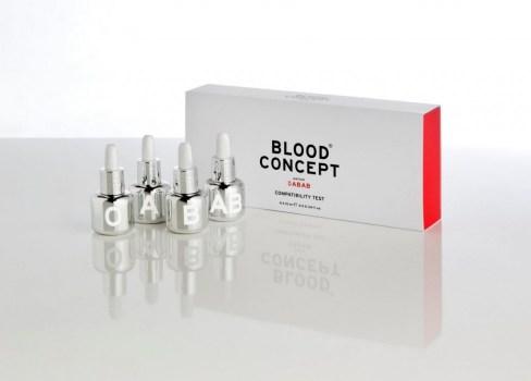 Blood Concept ใช้น้ำหอมที่เข้าตามอุปนิสัยของกรุ๊ปเลือด  16 - Blood