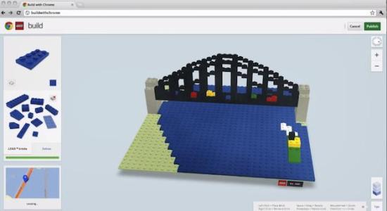 Build with Chrome 550x300 Build with Chrome มาเนรมิตสิ่งก่อสร้างต่างๆด้วยตัวเองในรูปแบบของตัวต่อเลโก้กันเถอะ
