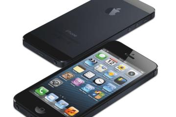 iPhone 5 โฉมใหม่ เก๋ไก๋สมการรอคอย 4 - apple