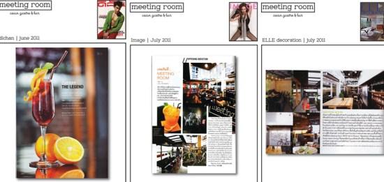 """ประชุมไป อร่อยไปเพลินๆ  ที่ """"Meeting Room - is an Asian Gastro Bar"""" ย่านทองหล่อ 22 - Meeting Room Asian Gastro & Bar"""