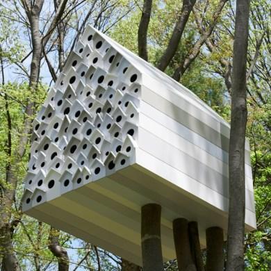 บ้านนก bird-apartment   16 - Apartment