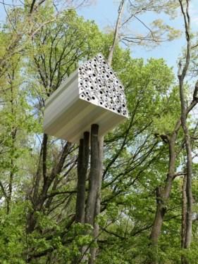 บ้านนก bird-apartment   4 - Apartment
