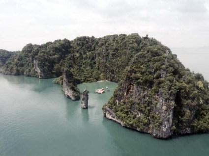 cine04 425x318 Floating cinema โรงหนังลอยน้ำที่เกาะยาวน้อย