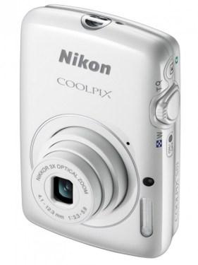 Coolpix S01กล้องดิจิตอลที่เล็กที่สุดของ Nikon  16 - camera