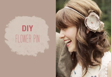 flower pin 01 425x293 DIY: FLOWER PIN