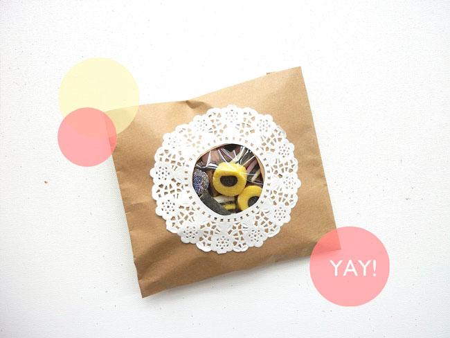 DIY.gift bag ถุงของขวัญง่ายๆ เพียง 5 นาที ด้วยอุปกรณ์ในออฟฟิศ 18 - DIY