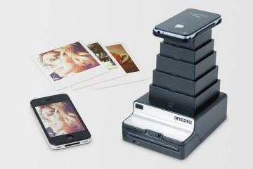 Impossible เปลี่ยนรูปในกล้อง iPhone ให้กลายเป็นรูปโพลารอยด์ 18 - camera