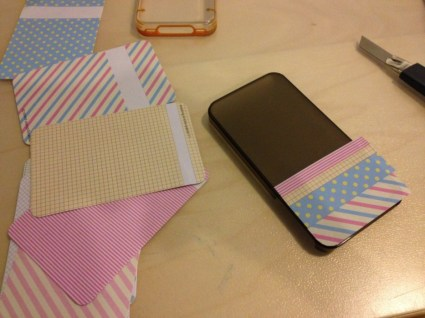 DIY.Reuse iPhone case  7 - DIY