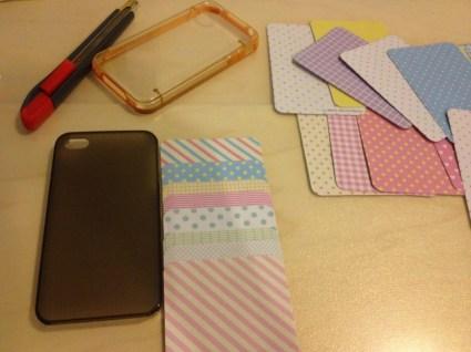 DIY.Reuse iPhone case  17 - DIY