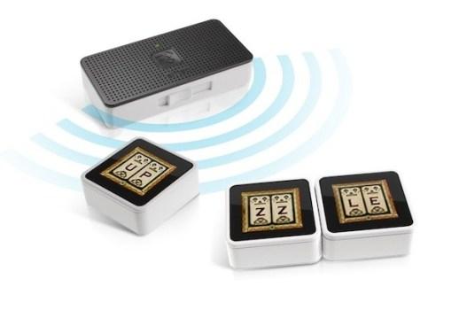 wirelesscommunication 518x350 ประสบการณ์การเล่นเกมในรูปแบบใหม่ โดยผ่าน Sifteo Cubes