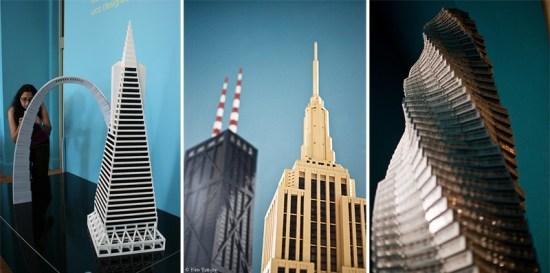 1 550x273 Towering Ambition By LEGO เลโก้กับความคิดสร้างสรรค์ดีๆทางสถาปัตยกรรม