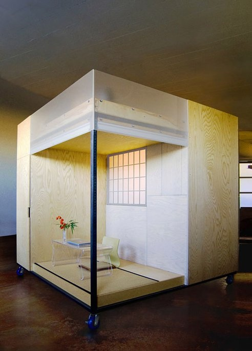 25551007 175329 Mobile cube...ชุดพักอาศัยเคลื่อนที่ขนาดเล็กแนวคิดแบบเซ็น