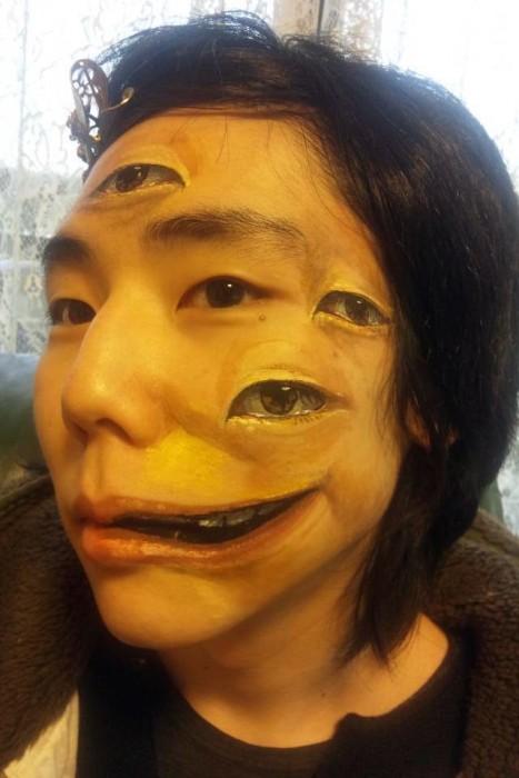 25551021 090315 Makeup Body Art โดย Choo San