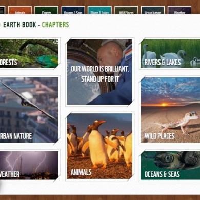 WWF Earth Book 2012 Project เฟชบุ๊คของธรรมชาติ 13 - Green project