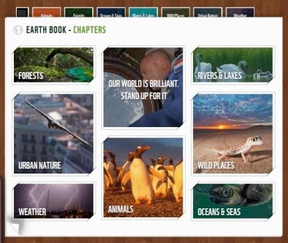 WWF Earth Book 2012 Project เฟชบุ๊คของธรรมชาติ 15 - Green project