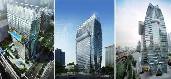 54 550x255 วิถีแห่งการรักษ์โลก สไตล์เมือง Eco Retails Park Ventures The Ecoplex บนแยกวิทยุต่อกับเพลินจิต