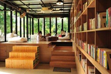 LIBRARISTA Chiang-Mai ห้องสมุดใจกลางเมืองเชียงใหม่ +พร้อมกาแฟแคปซูล 19 - Chiang-Mai