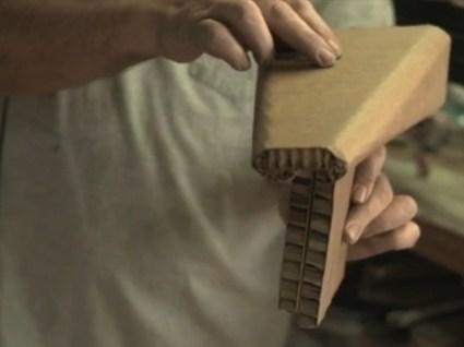 จักรยานกระดาษขี่ได้จริง  5 - cardboard