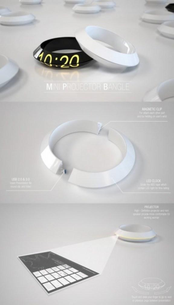 กำไล+นาฬิกา+USB+Projector..แม่เจ้า! อะไรมันจะถูกใจสาวทำงานได้ขนาดนี้ 15 - gadget