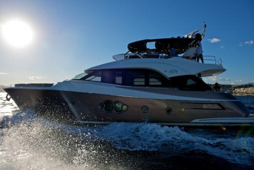 DSC8915 524x350 Cannes Boat Show เทสกาลอวดเรือยอชท์ ที่เมืองคานส์