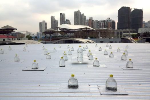 หลอดไฟจากขวดน้ำพลาสติก... 14 - Sustainable design