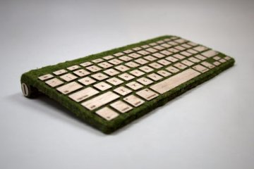 Natural Keyboard เมื่อเทคโนโลยีมาพบกับธรรมชาติ 8 - Keyboard