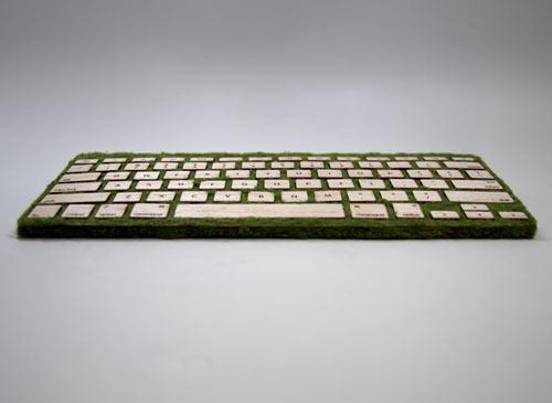 Natural Keyboard เมื่อเทคโนโลยีมาพบกับธรรมชาติ 15 - Keyboard