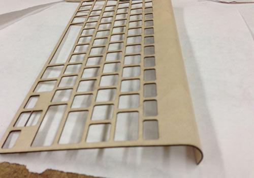 Natural Keyboard เมื่อเทคโนโลยีมาพบกับธรรมชาติ 17 - Keyboard
