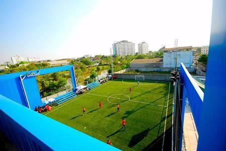 Skykick Arena สนามฟุตบอล ย่านบางนา-ตราดซอย 6  19 - Skykick Arena