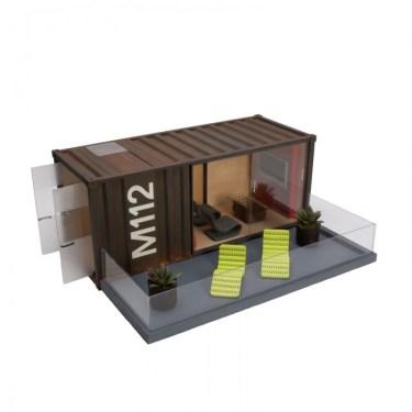 Model Container Homes ของเล่นมีดีไซน์ 18 - Art & Design
