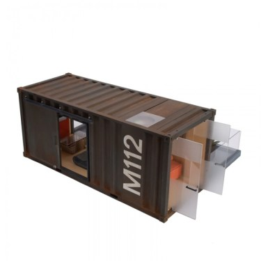 Model Container Homes ของเล่นมีดีไซน์ 17 - Art & Design
