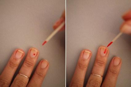 revlon4 425x283 DIY.drippy nail ต้อนรับฮาโลวีน