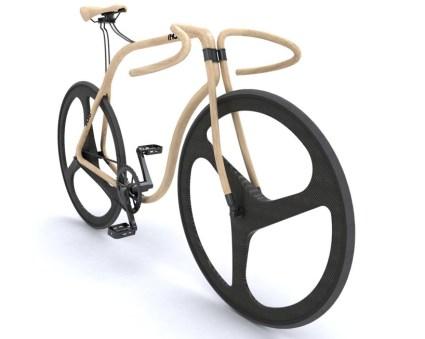Thonet bike by andy martin 15 - beechwood