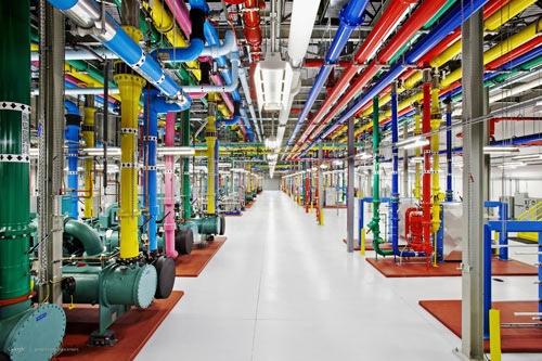 25551111 175256 มีอะไรในกล่องดวงใจของ GOOGLE ...ไปดู DATA CENTERS ของGoogle กัน
