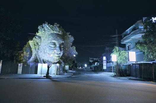 25551126 173635 ภาพประติมากรรมขอมบนต้นไม้..คืนจิตวิญญานและพลังจากธรรมชาติสู่งานประติมากรรมอีกครั้ง