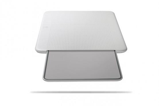 25551128 191150 Lapdesk N315 โต๊ะวางโน๊ตบุ้คแบบติดตัวไปได้ทุกที่