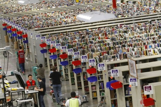 25551130 175201 มีอะไรใน Amazons Warehouse