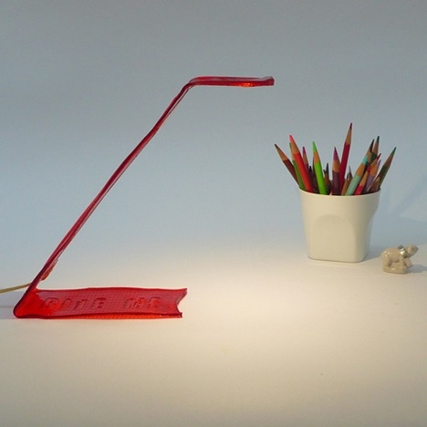 โคมไฟกินได้ ผลิตจากไบโอพลาสติก 13 - Biodegradable Plastics