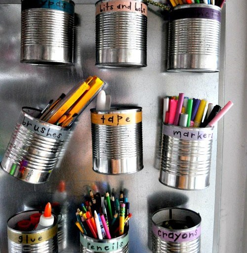 Creative Ways To Reuse Cans 14 - DESIGN