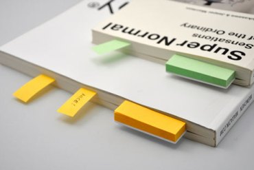 BOOKMARKER ง่ายๆแบบมีประโยชน์ 13 - sticky note